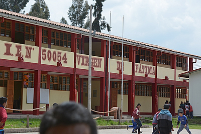 Die Secundaria in Huascar